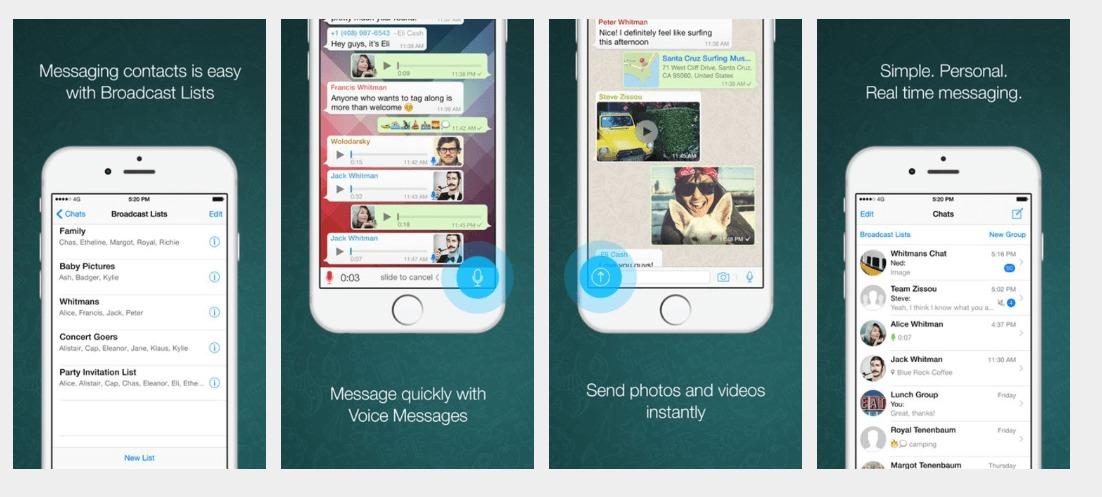 WhatsApp 2.18.51 Güncellemesi