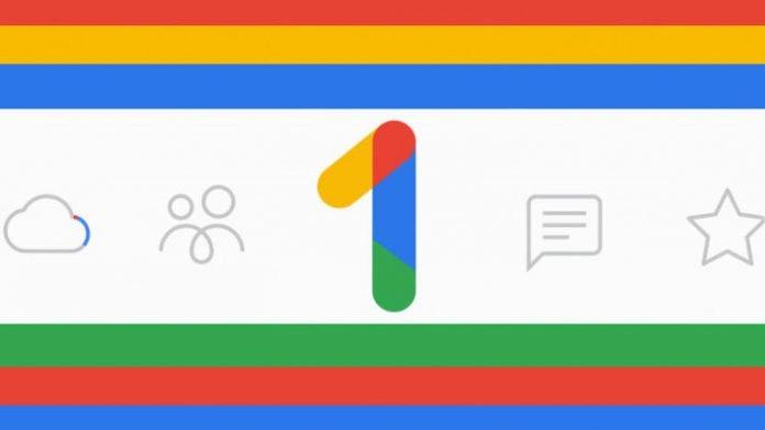 Google One Kullanıma Sunuldu