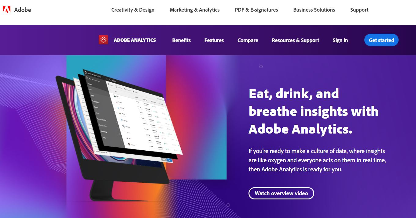 Web Site Analiz Aracı - Adobe Analytics