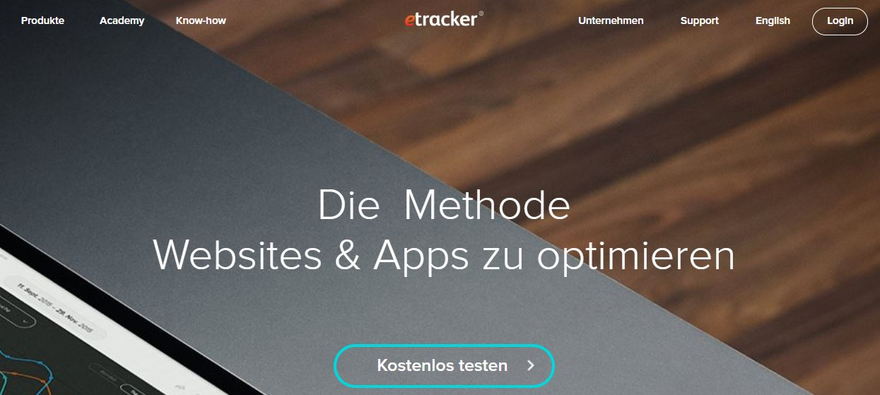 Web Site Analiz Aracı - ETracker