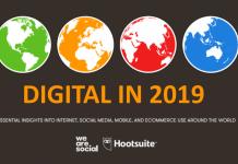 2019 İnternet Kullanımı ve Sosyal Medya İstatistikleri