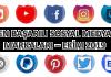En Başarılı Sosyal Medya Markaları - Ekim 2019